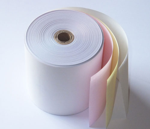 3 Ply POS Paper